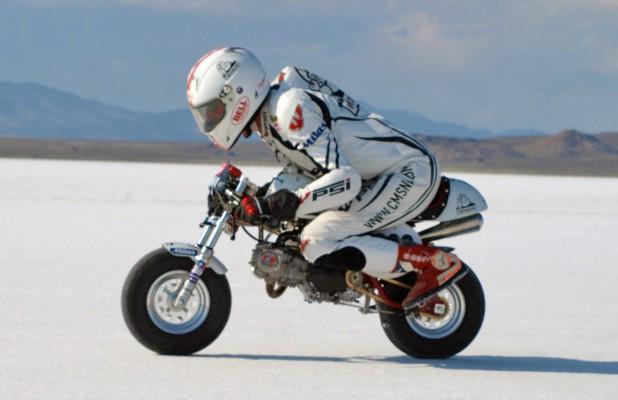 Motocykl dla wysokich i ciężkich? 10 zmartwień niedźwiedzia
