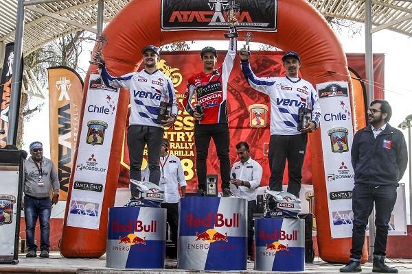Wielki sukces Orlen Team. Dwaj Polacy na podium Atacama Rally!