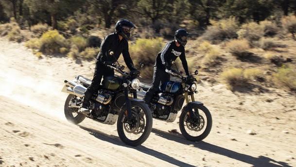 Triumph Scrambler 1200 XE i XC. Znamy polskie ceny tych motocykli!