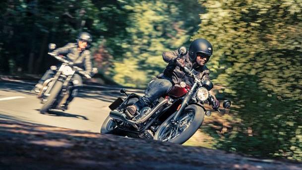 Kraina winkli czeka! Spotkanie Miłośników Motocykli Triumph w Beskidzie Śląskim