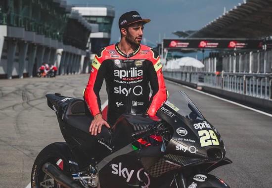 MotoGP: Andrea Iannone zawieszony przez FIM za doping!