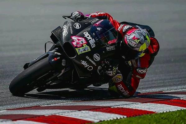 MotoGP: Aprilia RS-GP z nowym silnikiem na sezon 2020