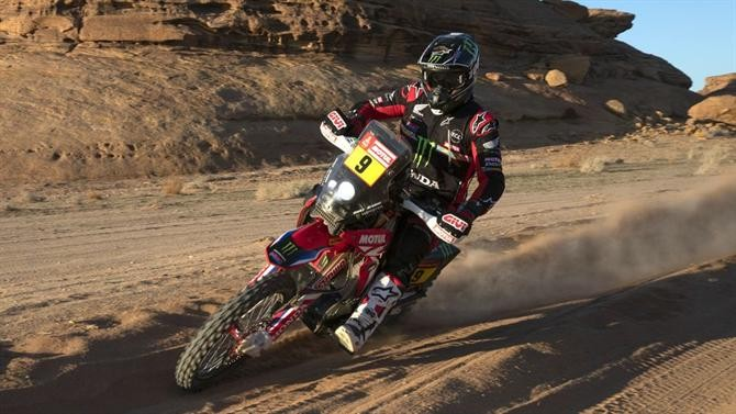 Wielkie święto Hondy! Ricky Brabec wygrywa Rajd Dakar 2020!