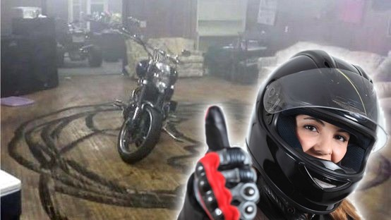 Zostań w domu! 7 pomysłów na motocyklowe aktywności w czasie koronawirusa