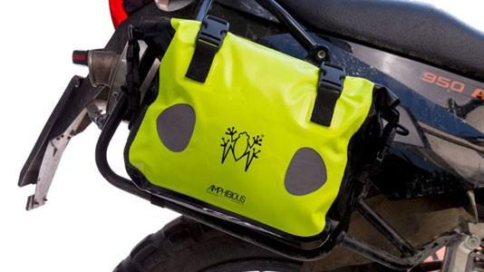 Amphibious Sidebag - mała wodoodporna torba do zadań specjalnych