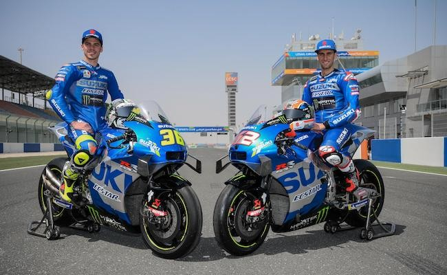 Motul umacnia swoją pozycję w MotoGP i będzie kontynuować współpracę z Suzuki i Pramac Racing