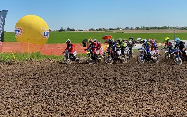 Wyniki drugiej rundy Mistrzostw Europy EMX65 i EMX85 oraz Mistrzostw Polski klasy MX Open