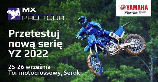 Impreza crossowa Yamaha MX Pro Tour powraca do Polski