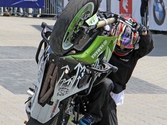 Adrian Pasek podbija Wschód - Riders East Tour