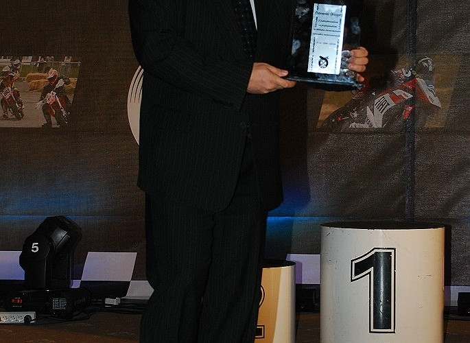 Grzegorz Ostrowski nagroda specjalna