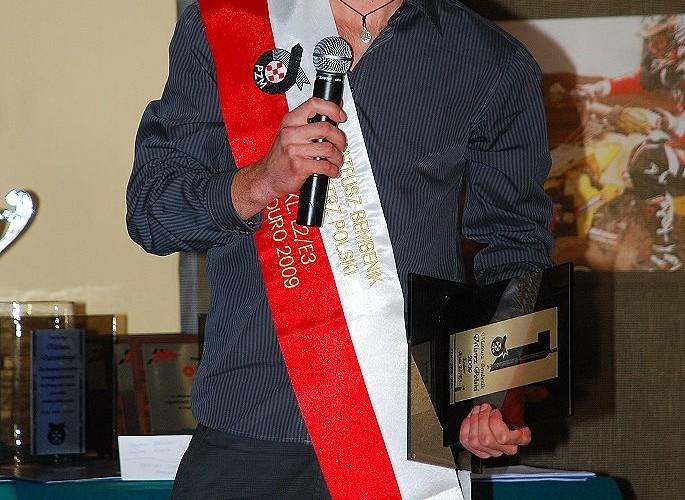 Mateusz Bembenik Mistrz Polski Enduro E2 E3 2009