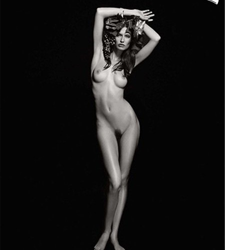 Karl Lagerfeld Kalendarz Pirelli 2011 014 Bianca Bal
