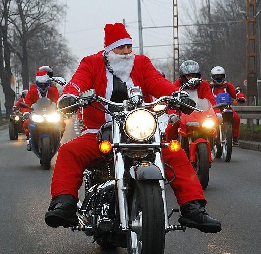 Parada motocyklistow Gdansk Gdynia