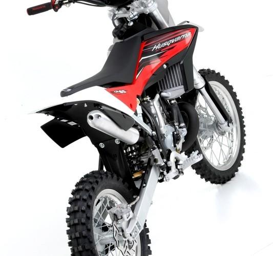 motocross CR65 Husqvarna