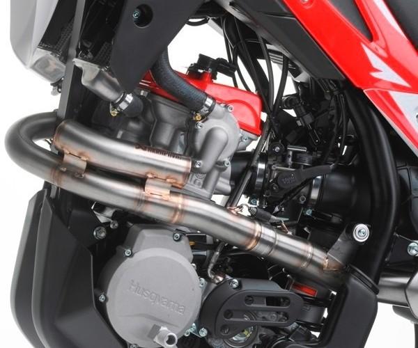 silnik wydech Husqvarna TC 250