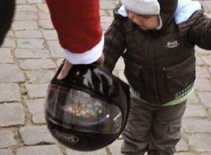 cukierki dla dzieci motomikolaje bydgoszcz 2009