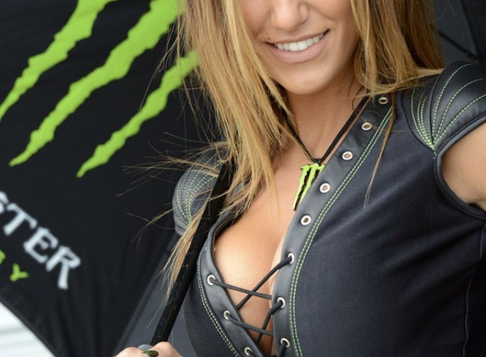 Monster podnosi cisnienie Philip Island Grand Prix
