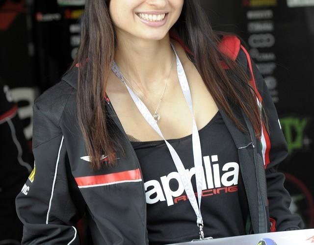 pieknosc Aprilia