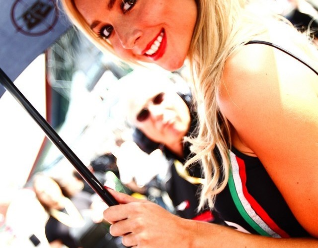 usmiechnieta blondie