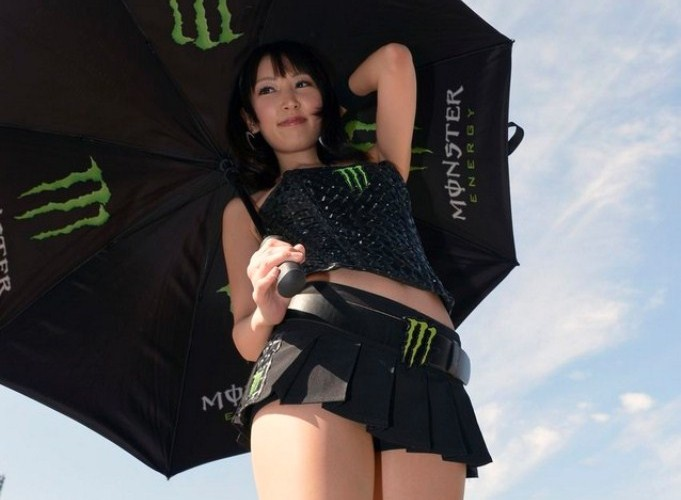 Monster bpaddock girls motegi