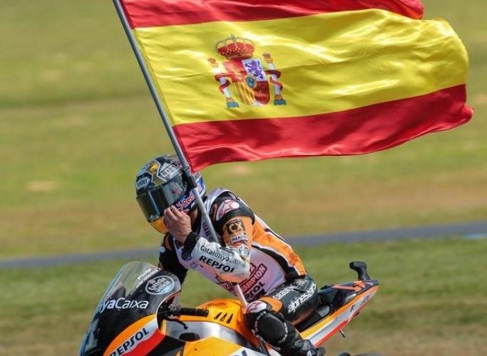 Marc Marquez 2012 Spain