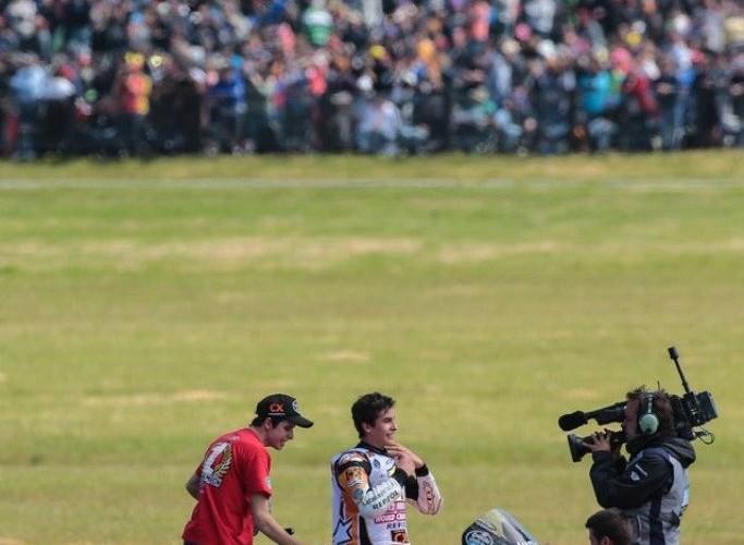 Marc Marquez 2012 konczy sezon