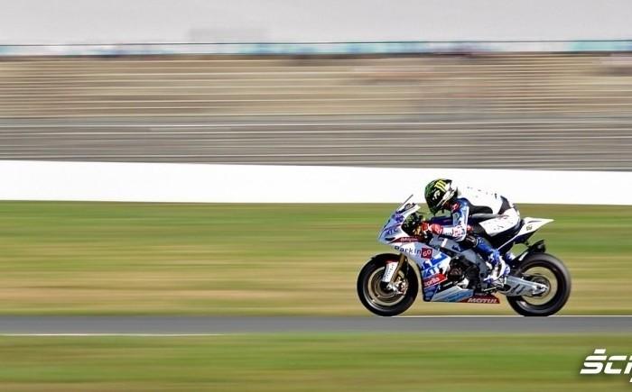 World Superbike Davies Magny Cours dzida