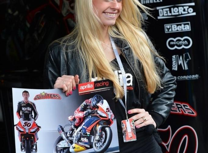 Blondi World Superbike Assen