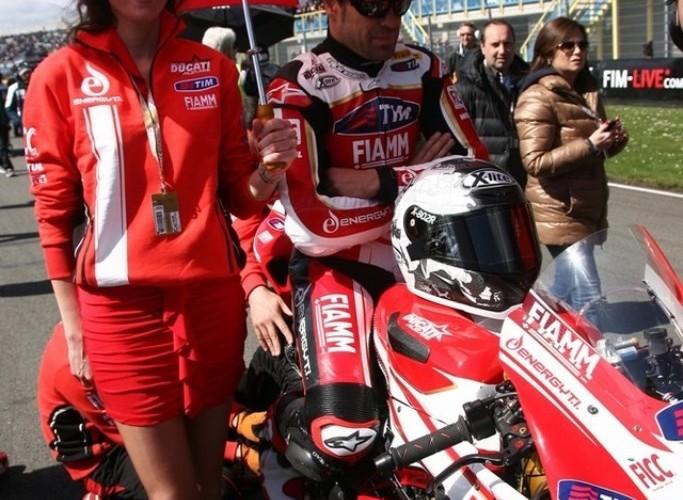 Checa World Superbike Assen 2013