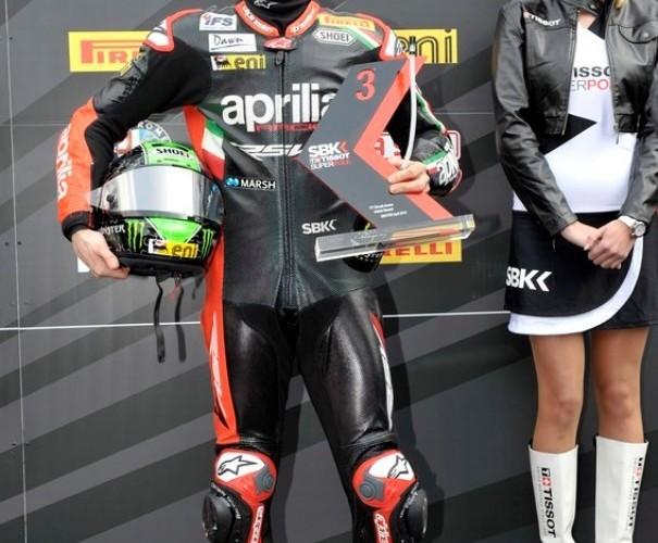 Dziewczyna Tissot World Superbike Assen 2013