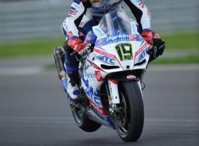 Davies SBK Race Russia 2012