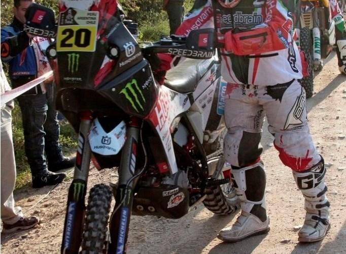 Odpoczynek Etap 10 Dakar Rally 2013
