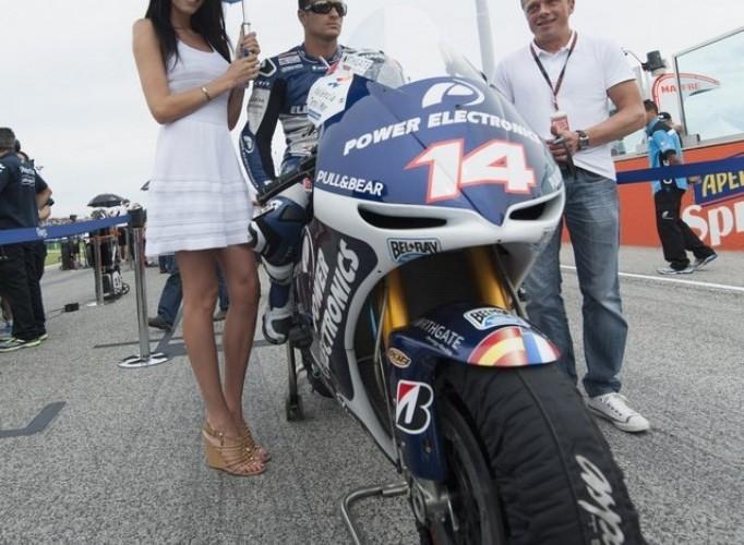 Lauren Vickers Misano Grand Prix San Marino