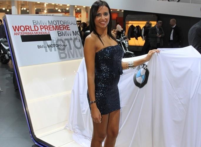 Hostessa BMW
