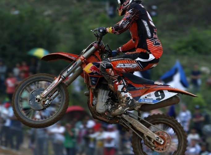 Dedycker MXGP 2013 Grand Prix Thailad