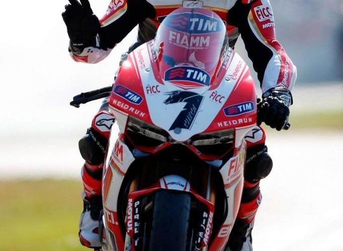 Carlos Checa World Superbike Assen
