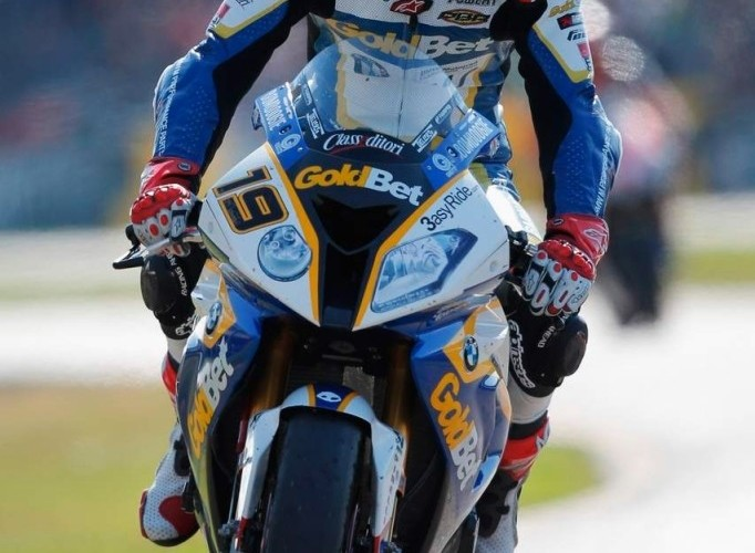 Chaz Davies World Superbike Assen