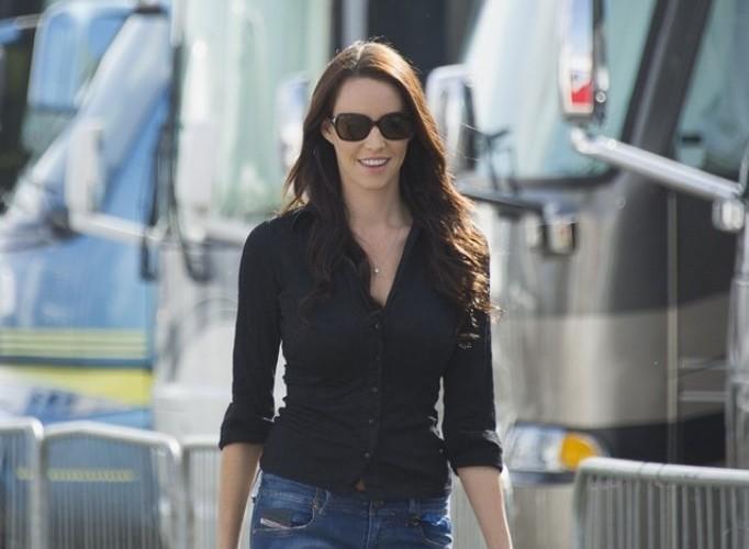 Lauren Vickers Grand Prix Silverstone 2013