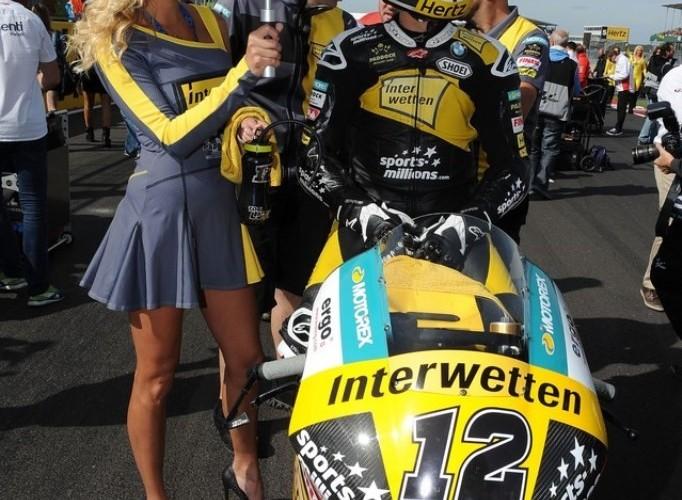 Moto2 Grand Prix Silverstone 2013