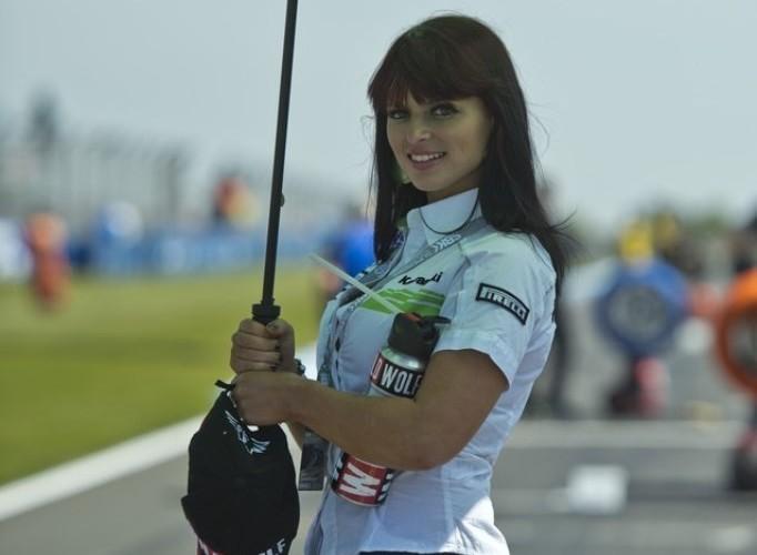 Pole startowe World Superbike Donington 2013
