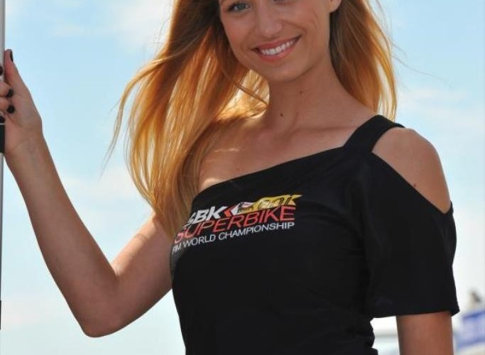 Eni girls SBK Motorland Aragon 2013