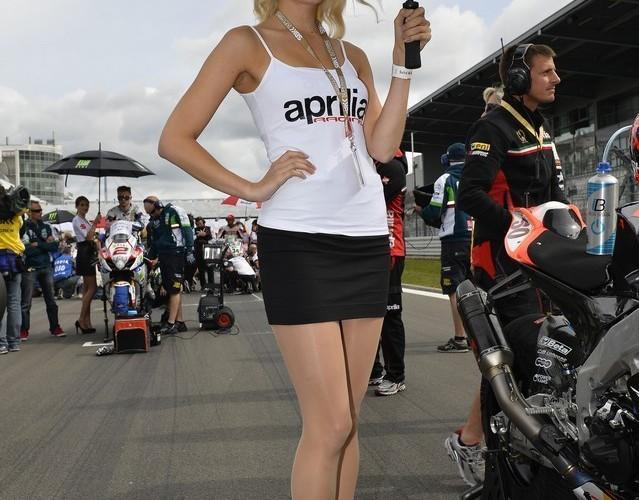 biala laska Nurburgring
