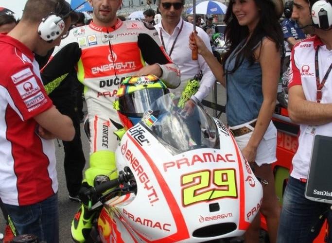 Iannone Grand Prix of Americas Austin USA 2013