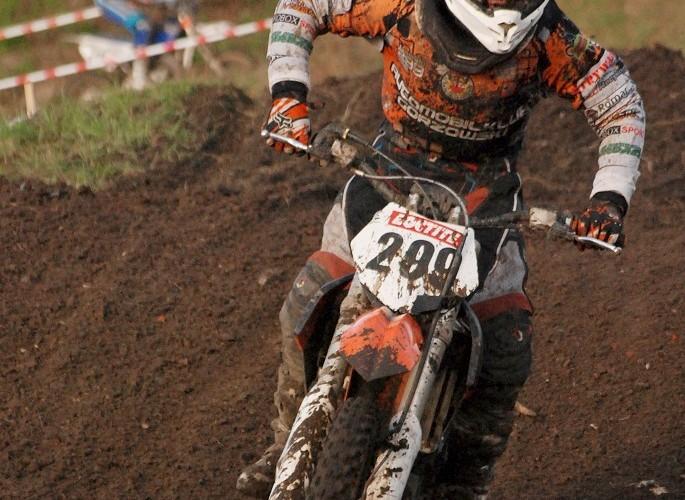 Wiktor Jasinski zawody motocross