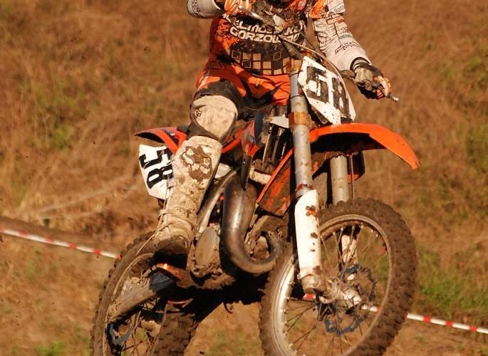 Wojciech Kucharczyk zawody motocross