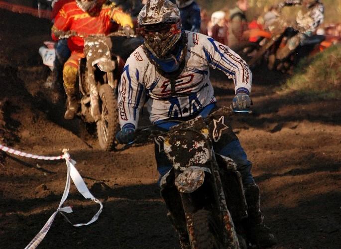 Zawody motocross Sochaczew
