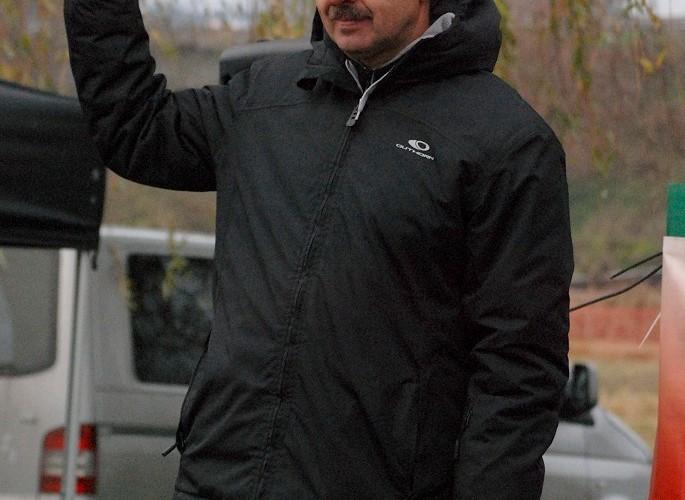 podium Andrzej Szalbierz miejsce 2 weteran
