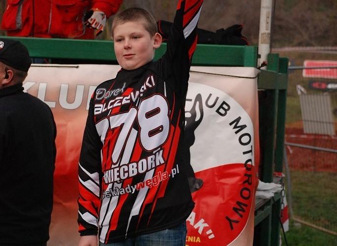 podium Dariusz Malczewski miejsce 3 MX65