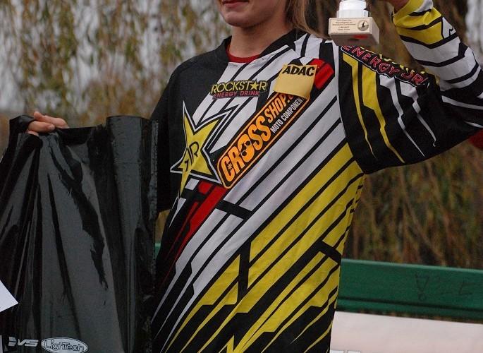 podium Gabierl Chetnicki miejsce 1 Junior