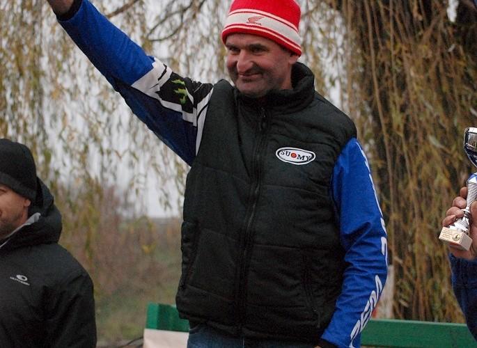 podium Jacek Lonka miejsce 1 weteran